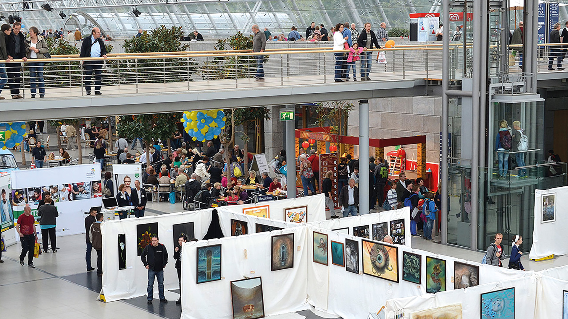Airbrush-Fachverband e.V.– Airbrush Expo Leipzig 2015