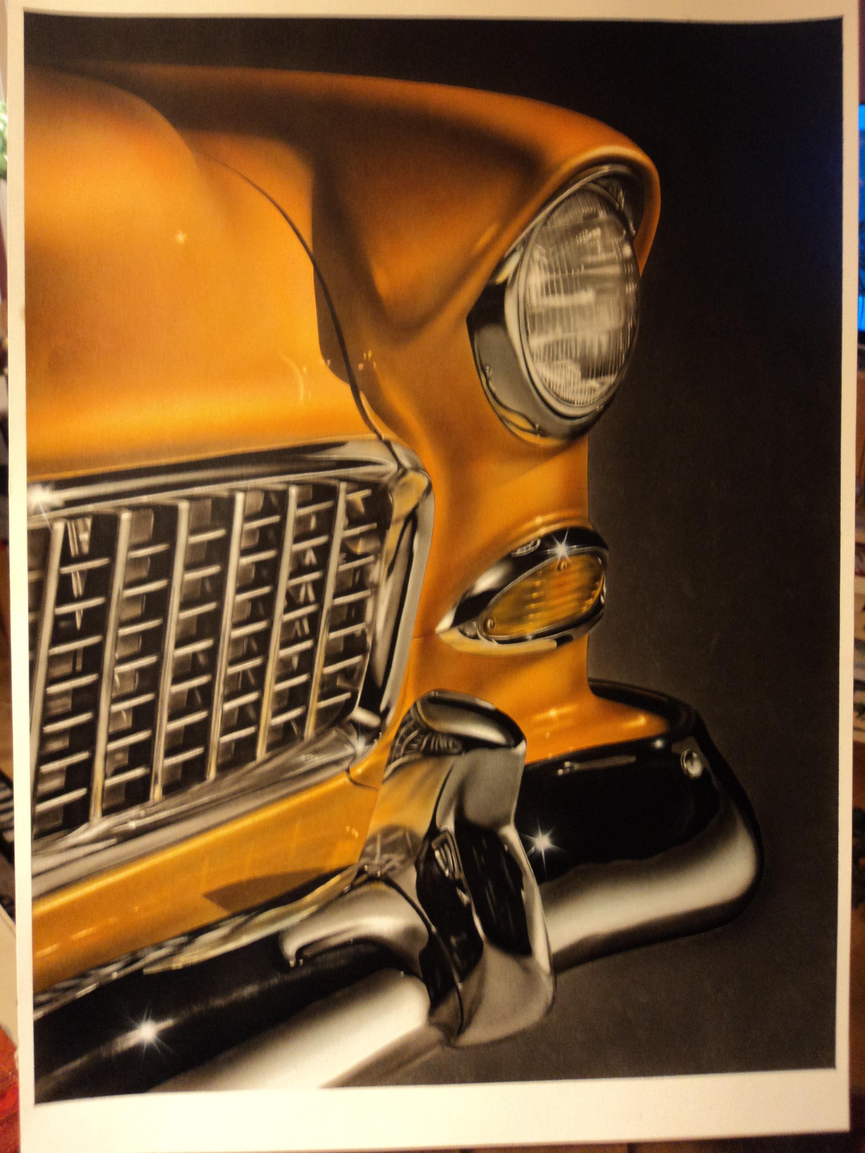 Chevy55 Chrom Design