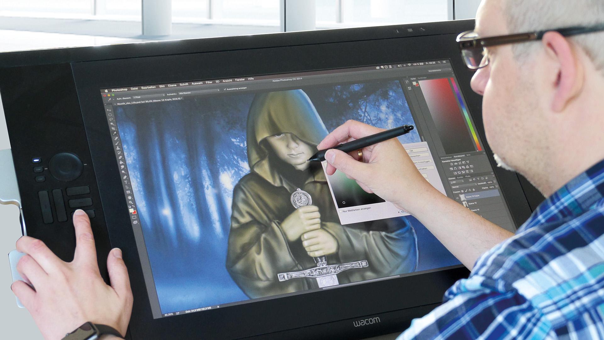 Kostenloses Digital Painting Event am 6.6.15 bei Comspot