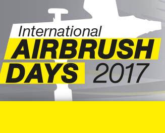 International Airbrush Days 2017