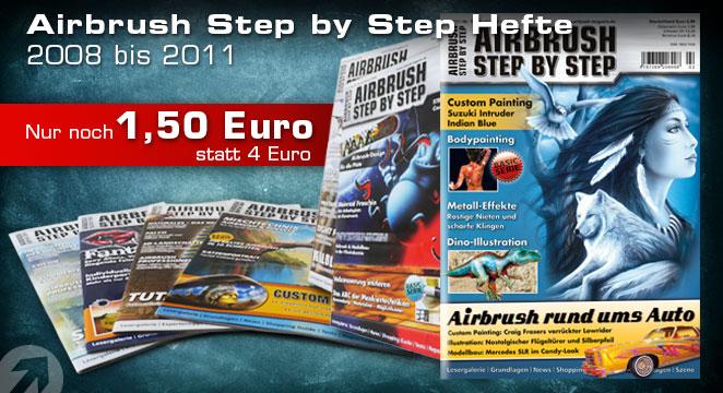 Alte ASBS Hefte schon ab 1,50 Euro!