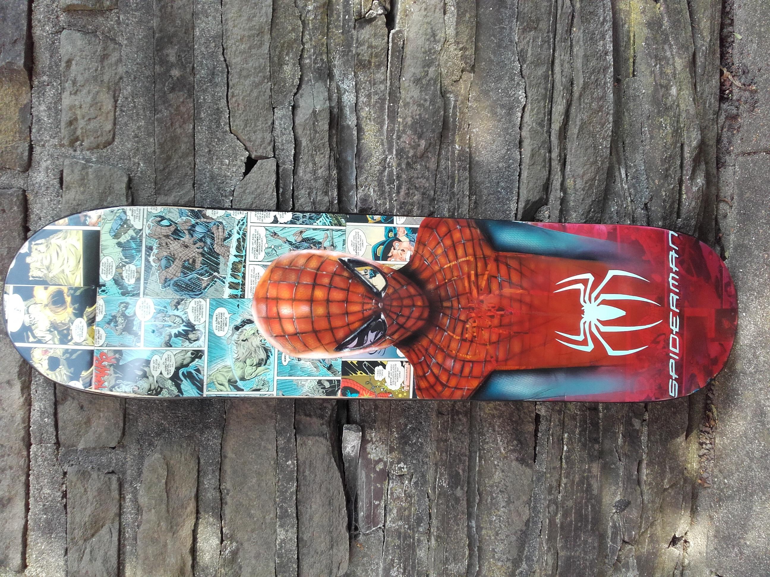 Spider-Man Board
