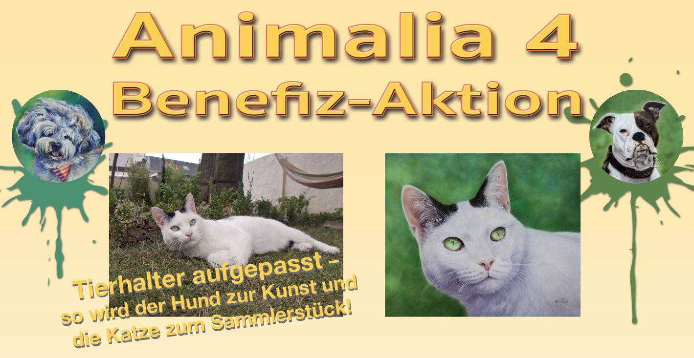 Animalia 4: Neue Runde für Tierporträts aller Art