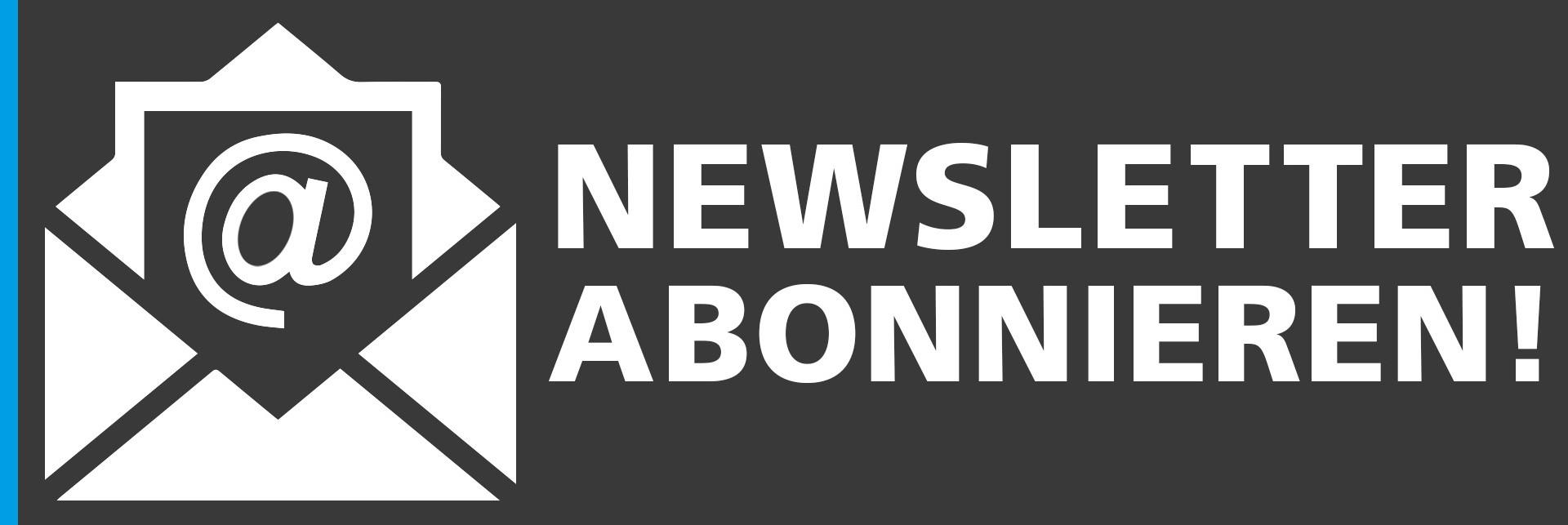Neuer Newsletter-Verteiler
