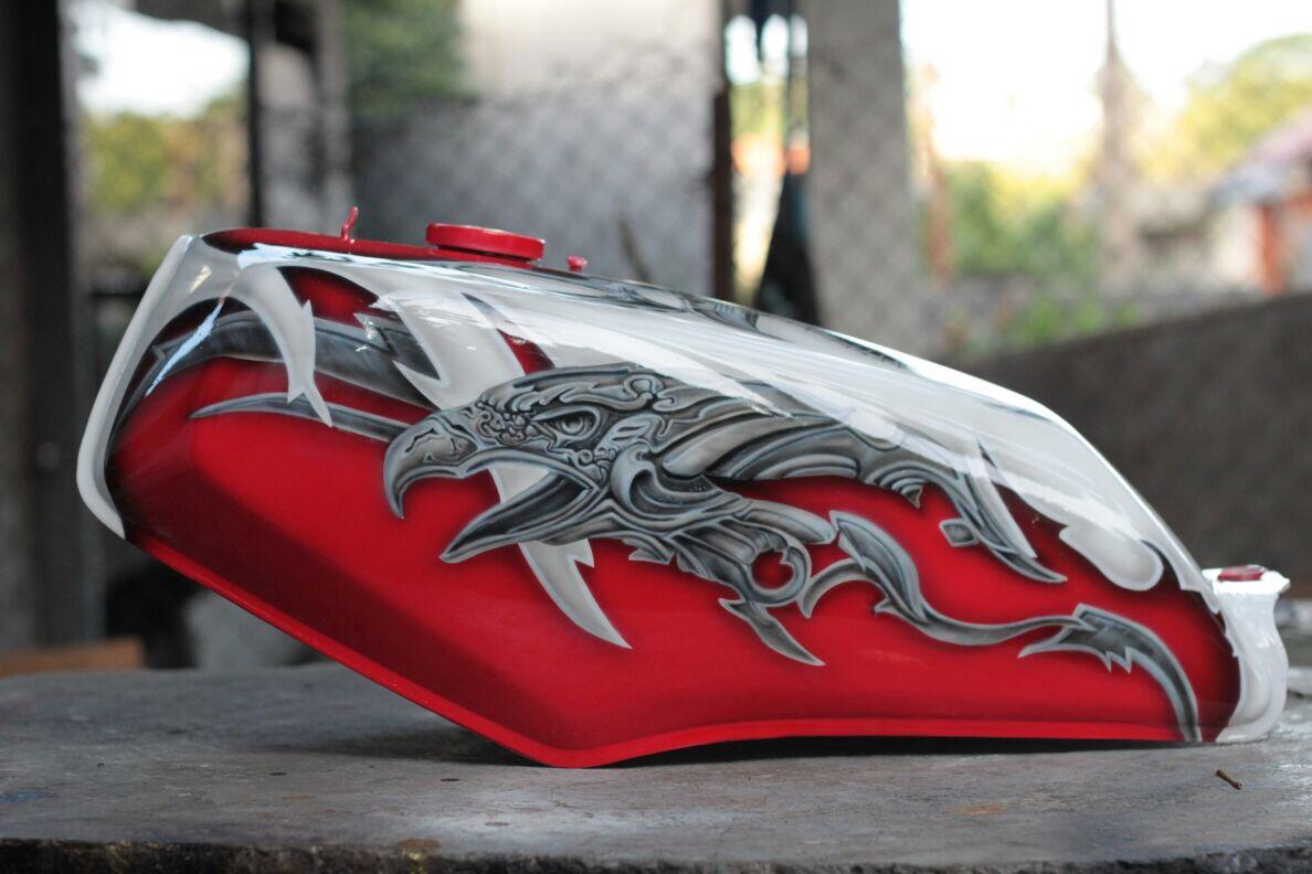 Iron Tribal Eagle