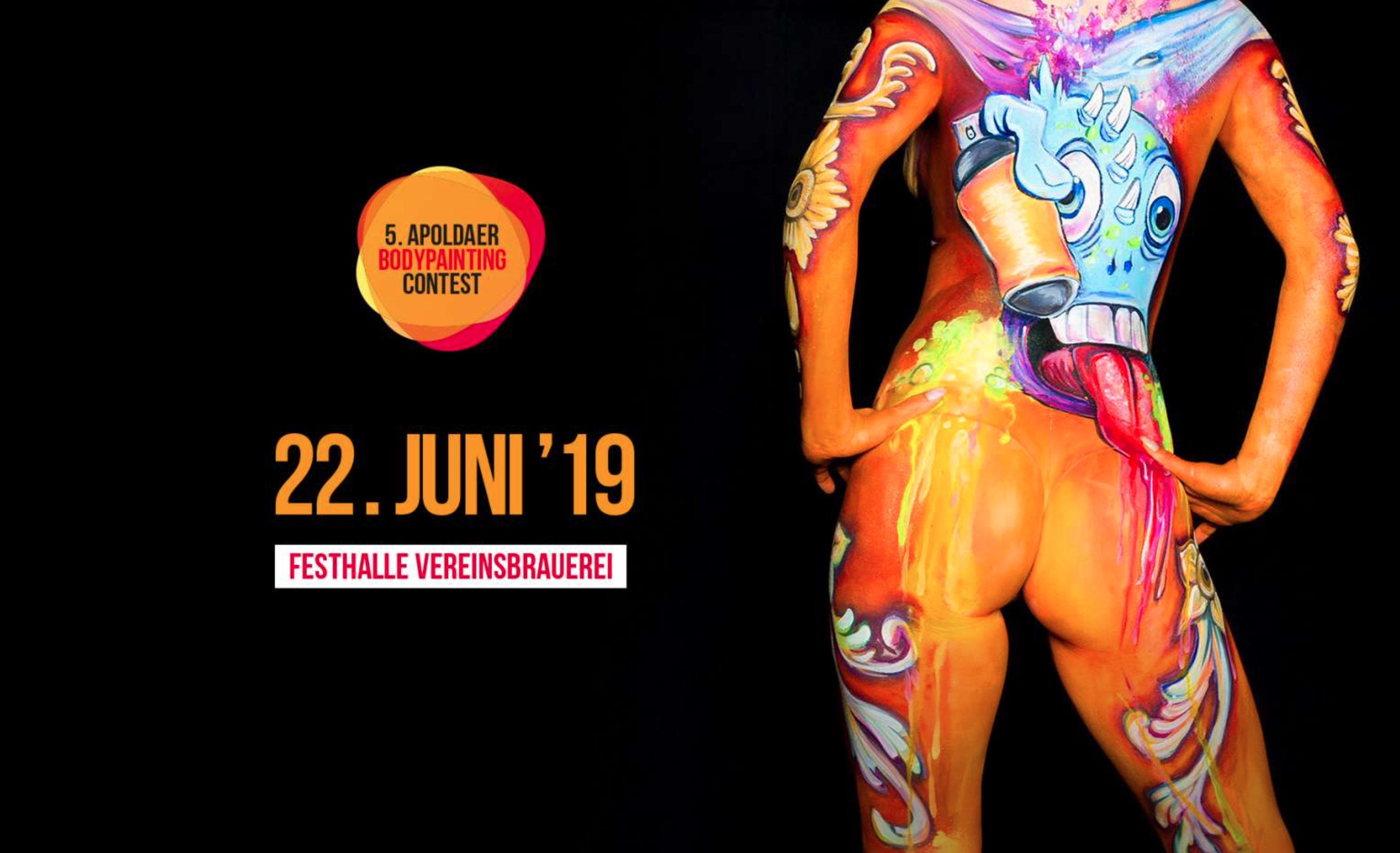 Apoldaer Bodypainting Contest 2019