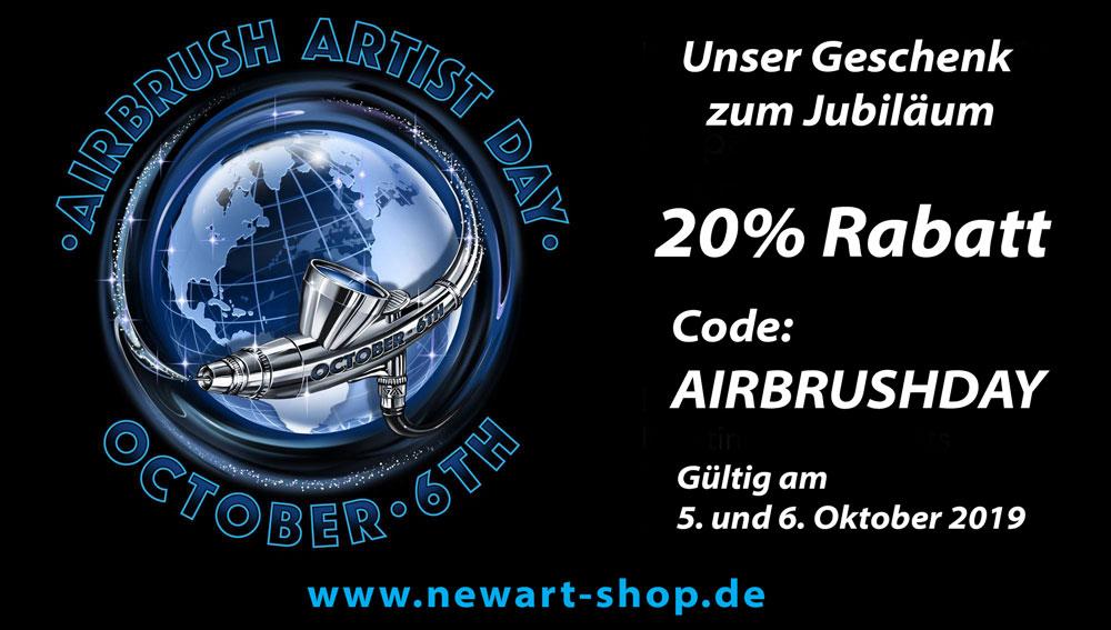 Happy Airbrush Artist Day!