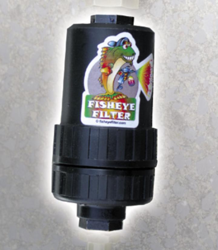 Fish Eye Filter – ab jetzt in Deutschland erhältlich