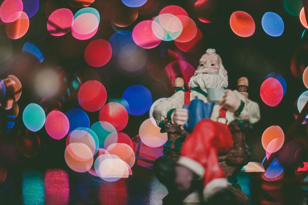 Frohe Weihnachten und einen guten Rutsch ins neue kreative Jahr 2020