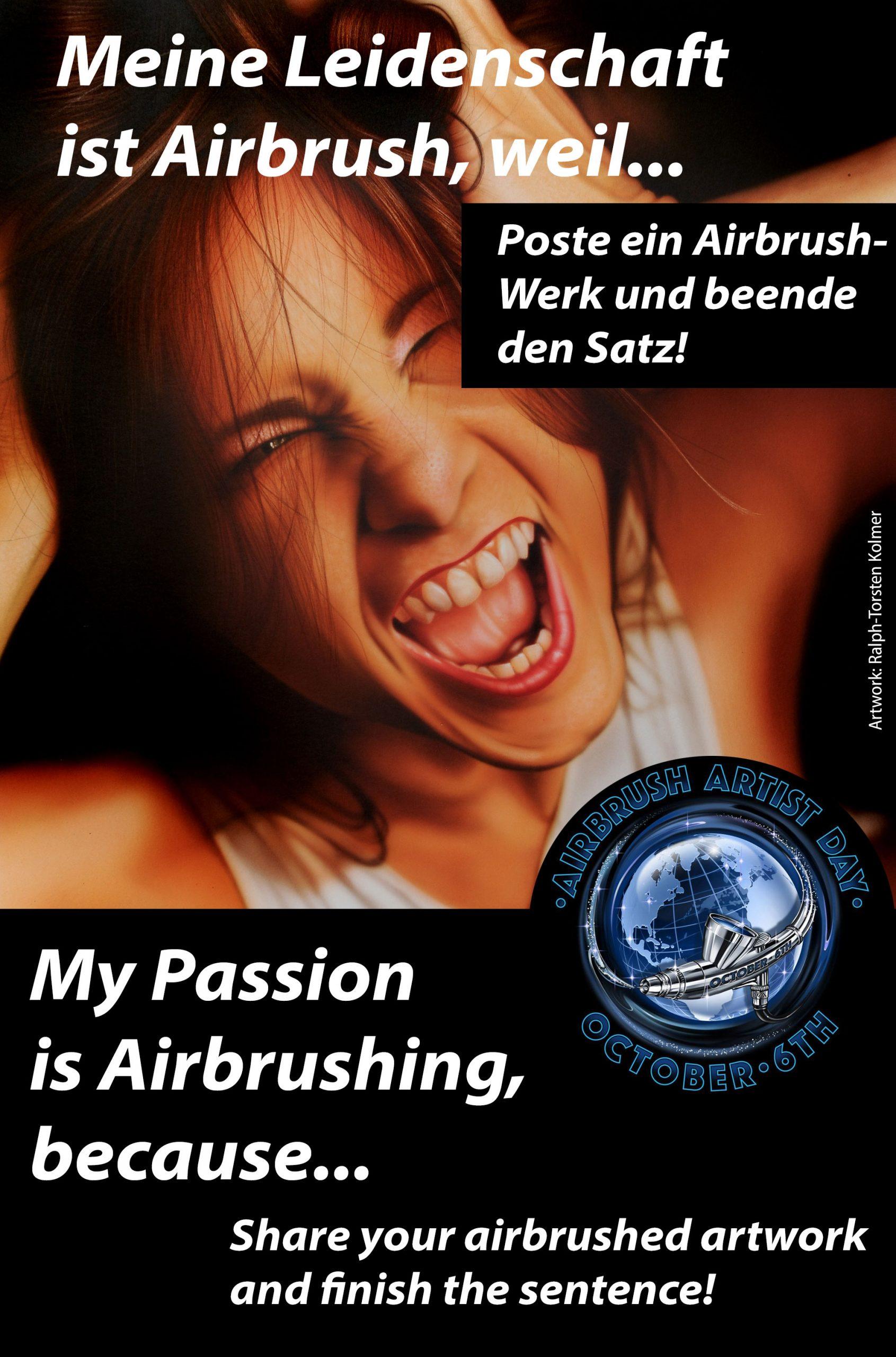 Meine Leidenschaft ist Airbrush
