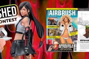 Airbush contest FB Group