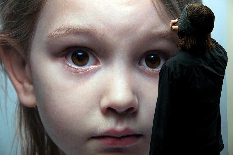 """TV-Tipp: """"Inside Arts"""" mit Gottfried Helnwein am 22.11."""
