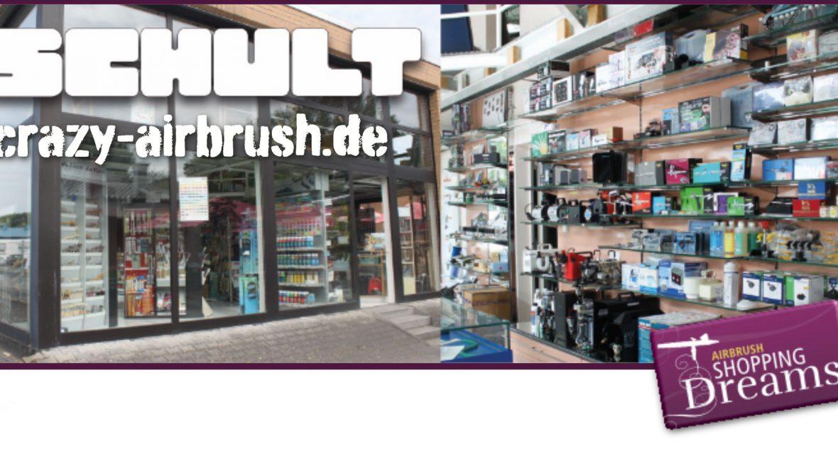 Schult Crazy-Airbrush im Interview