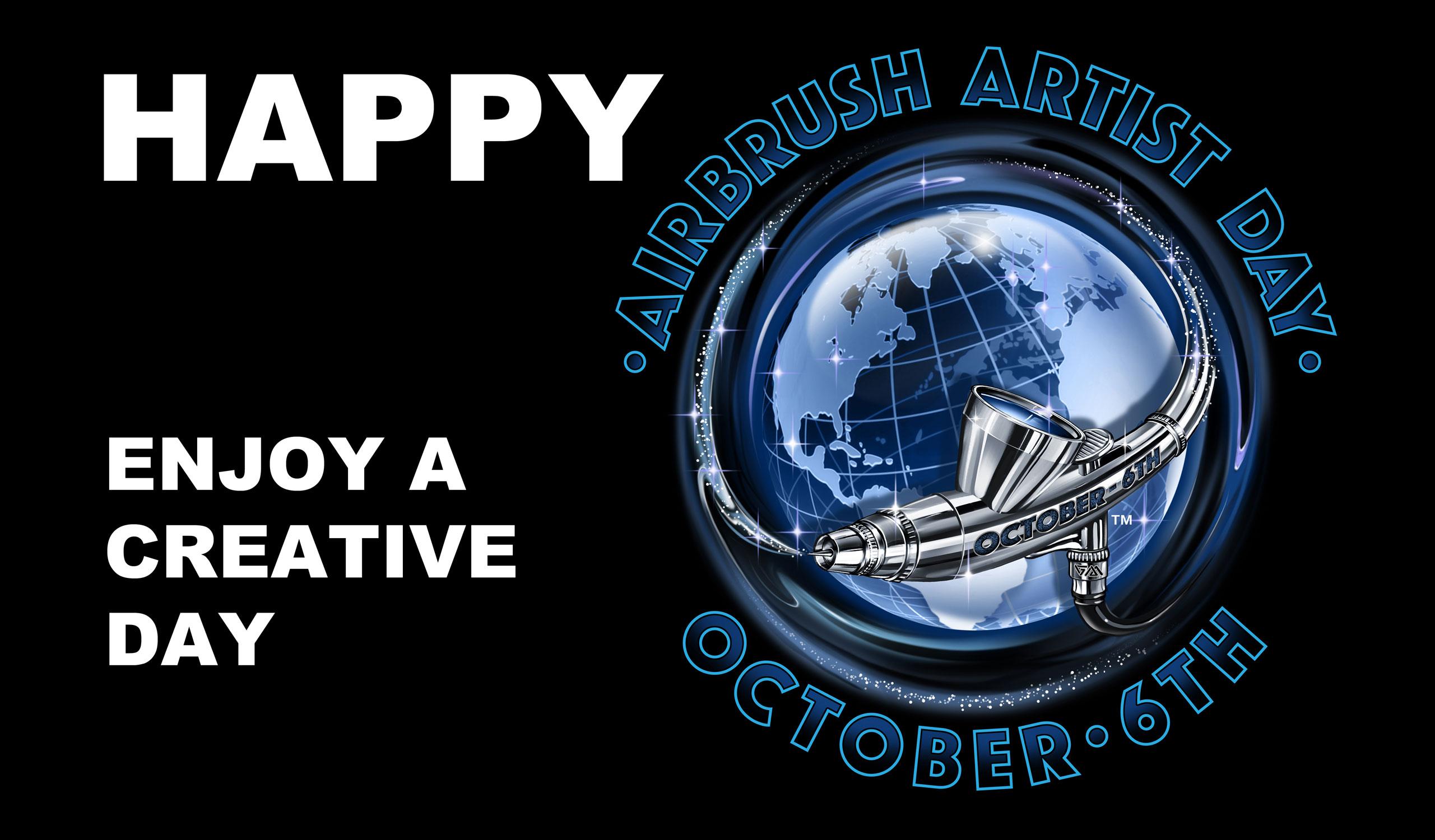 Happy Airbrush Artist Day